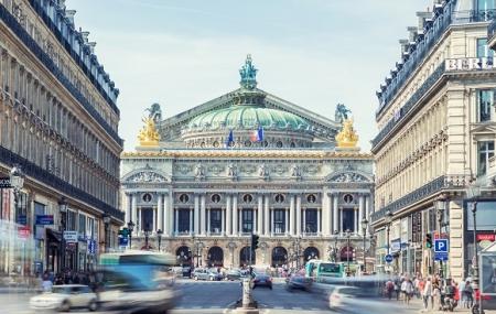 Opéra Garnier, Paris : 2j/1n en hôtel 5* avec petit-déj + visite guidée de l'Opéra