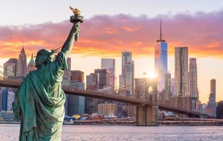 New York : vente flash, week-end 3j/2n en hôtel 4* taxes incluses + vols, - 66%