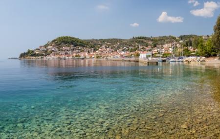 Grèce : vacances d'été, séjour 8j/7n en hôtel 3* + pension complète