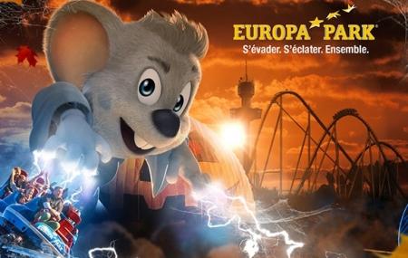Europa Park, dispos Toussaint : 2j/1n en résidence + petit-déjeuner + entrée au parc, - 16%