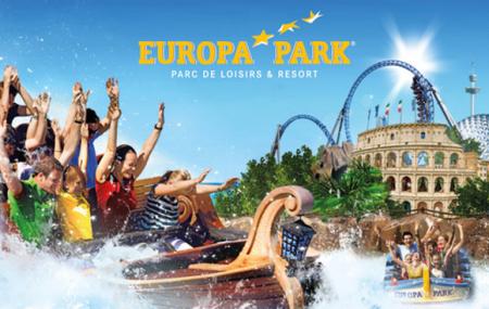 Europa Park : week-end 2j/1n ou plus + petit-déjeuner + entrée au parc