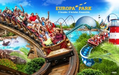 Europa-Park : offre estivale, 2j/1n en hôtel du parc + petit-déjeuner + entrée au parc