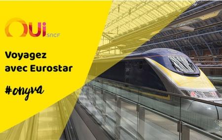 Eurostar : 65 000 billets à petits prix pour Londres de Paris, Lyon, Marseille...