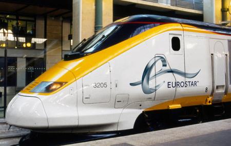 Train Eurostar : trajets aller simple de la France vers l'Angleterre