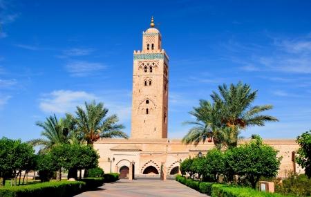 Marrakech : week-end 4j/3n en hôtel 5* tout compris, - 40%