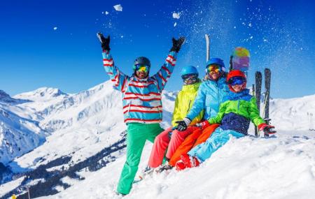 Ski, 1ère minute : 8j/7n en résidence grande capacité, option forfait + matériel, - 45%