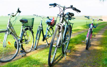 Week-ends à vélo : 2j/1n en hôtel, gîte, château, location de vélo incluse, - 61%