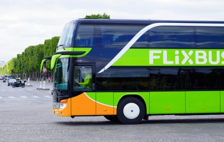 Flixbus : vente flash,  10 000 billets disponibles à partir 4.90 €