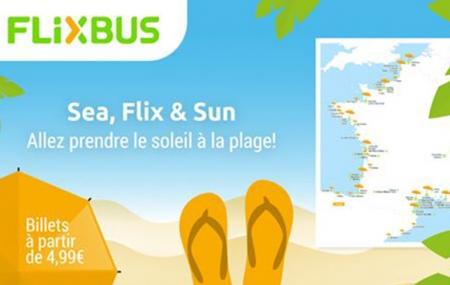 Bus : trajets vers les plus belles plages en France et en Espagne