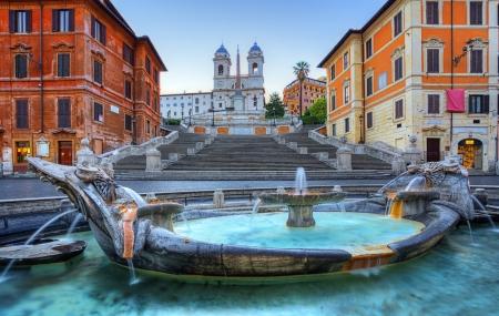 Rome : vente flash, week-end 3j/2n en hôtel 4* + petits-déjeuners + vols