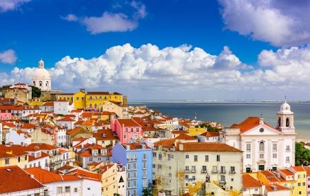 Week-ends vols + hôtel : 4j/3n à Lisbonne, Pague, Londres....