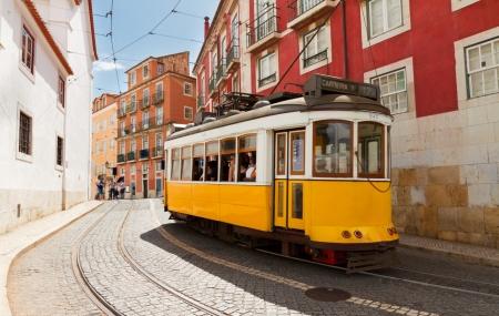 Lisbonne : enchère, week-end 3j/2n en hôtel 3*  + petits-déjeuners + vols