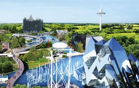 Futuroscope : week-ends 2j/1n en hôtels + petit-déjeuner + entrée au parc, jusqu'à - 40%
