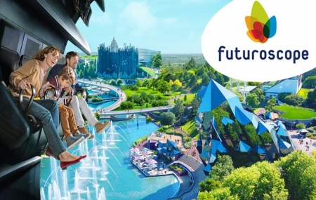 Futuroscope, dispos été : vente flash, week-end 2j/1n en appart'hôtel + entrée au parc, - 45%