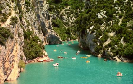 Gorges du Verdon, camping : 8j/7n en mobil-home avec piscine, en bord de lac, - 40%