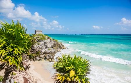 Mexique, Cités Maya : autotour 12j/10n en hôtels + pension + loc. de voiture & vols