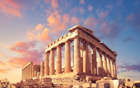 Grèce : enchères, autotour 8j/7n en hôtels 3* + petits-déjeuners + loc. de voiture & vols