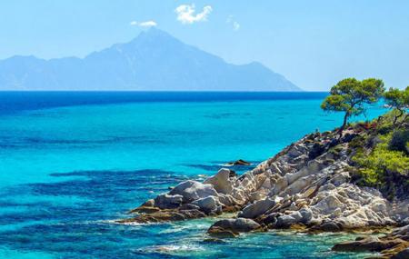 Grèce, Chalcidique : vente flash, séjour 8j/7n en hôtel 3* pension complète + vols, - 50%