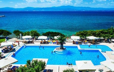 Grèce : enchère, séjour 8j/7n en hôtel 5* en demi-pension, vols inclus