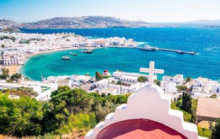 Grèce : circuit 5j/4n en hôtels 3* + pension + excursions & vols
