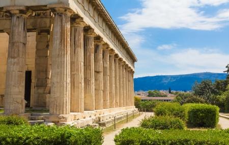 Grèce : autotour 8j/7n en hôtels 3* + petits-déjeuners + loc. de voiture & vols