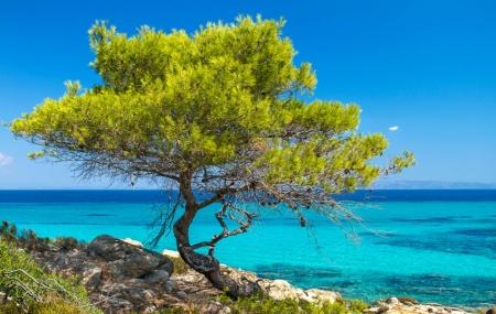 Grèce : séjour 8j/7n en hôtel 5* + demi-pension + 1 massage + vols