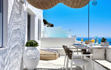 Grèce : enchères, séjour 8j/7n en hôtel vue mer + petits-déjeuners + vols