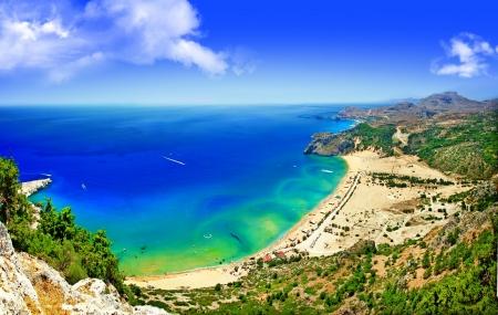 Grèce, Rhodes : séjour 8j/7n en hôtel 3* + petits-déjeuners + vols, - 21%