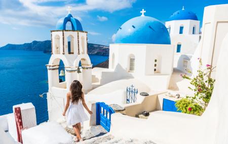Athènes & Santorin : combiné 8j/7n en hôtels 3* + vols & transferts inclus