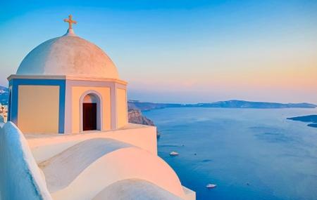 Îles Grecques : croisière 5*, 8 jours en pension complète, départs été