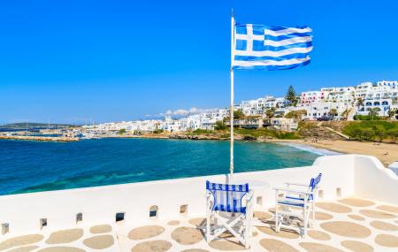 Grèce : enchère,  séjour 8j/7n en hôtel 3* + petits-déjeuners + vols