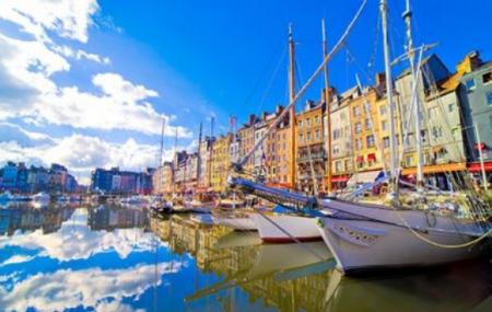 Normandie, Honfleur : week-end 2j/1n en studio, petit-déjeuner en option
