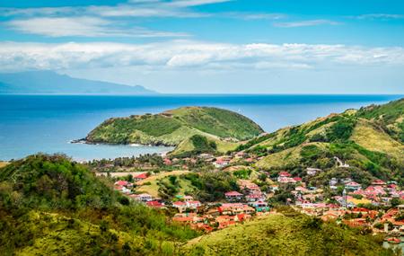 Caraïbes & Antilles : croisières 8 à 12 jours en pension complète, vols A/R inclus
