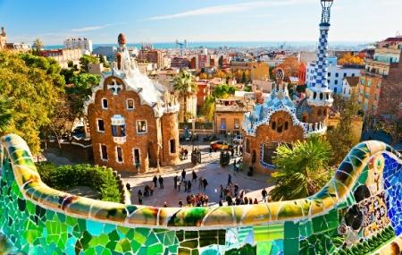 Barcelone : week-end vols + hôtel, 3j/2n en appart'hôtel + petits-déjeuners