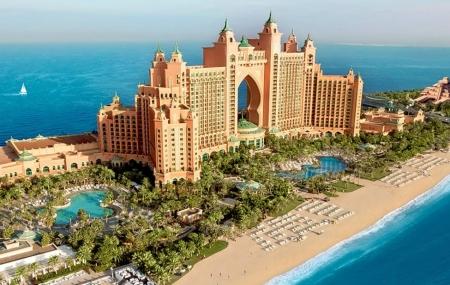 Dubaï : vente flash, 3j/2n en hôtel 5* en demi-pension + vols Emirates en option