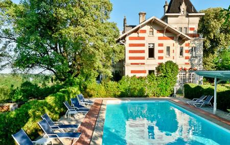 Cognac : enchères, week-end 2j/1n en hôtel 4* + dîner gastronomique & petit-déjeuner
