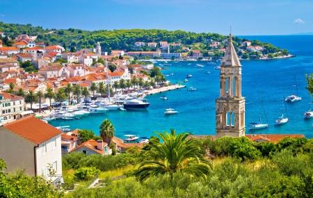 Croatie, Île de Hvar : vente flash, séjour 6j/5n en hôtel 3* tout compris + vols, - 46%
