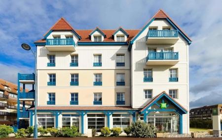 Deauville Villers Plage : vente flash week-end 2j/1n en hôtel 3* + petits-déjeuners