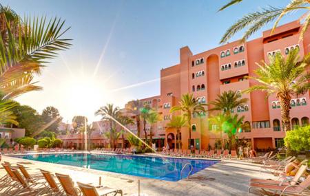 Maroc, Marrakech  : séjour 8j/7n en hôtel 4* + demi pension + vols & transferts