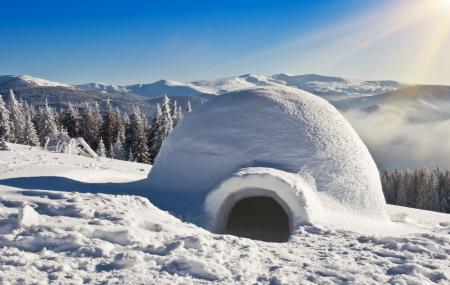 Pyrénées : week-end 2j/1n en igloo + bain nordique/sauna + petit-déjeuner & dîner