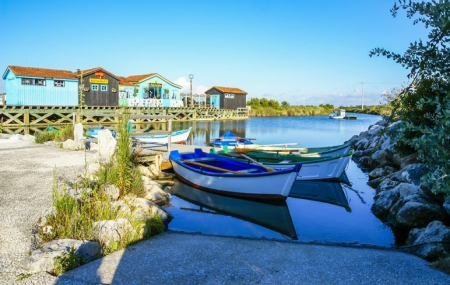 Île d'Oléron, camping 4* : 8j/7n en mobil-home avec accès direct à la plage + parc aquatique