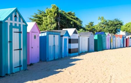 Île d'Oléron, camping 4* : 8j/7n en mobil-home avec accès direct à la plage, - 35%