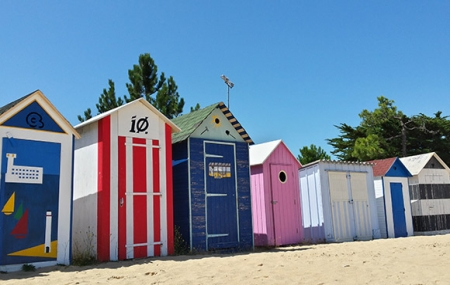 Week-ends vacances de Pâques : 2j/1n, Normandie, Île d'Oléron & Languedoc