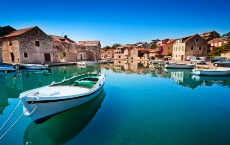 Croatie : vente flash, séjour 8j/7n en hôtel 4* + demi-pension + vols