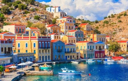 Rhodes : vente flash, séjour 8j/7n en hôtel 4* + petits-déjeuners + 1 massage + vols