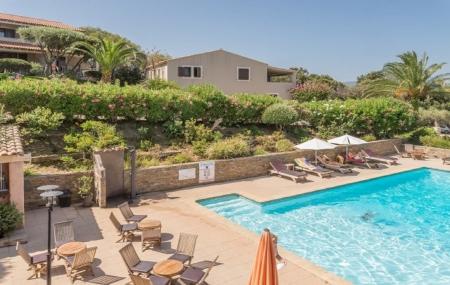 Corse : 1 ère minute, location 8j/7n en résidence 3* avec piscine