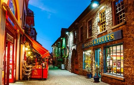 Irlande : circuit autotour 8j/7n hôtels + petits-déjeuners + location voiture + vols inclus
