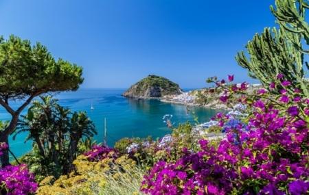 Italie, île d'Ischia : week-end 4j/3n en hôtel 4* + petits-déjeuners + vols, - 80%