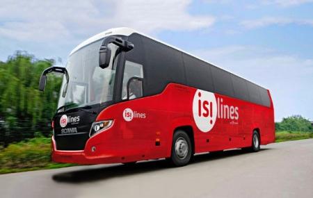 Bus : vente flash Isilines 24 H, bénéficiez de - 50 % sur tout le site