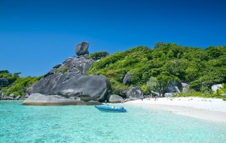 Thaïlande, Phuket : vente flash, séjour 9j/7n en hôtel 5*, petits-déjeuners offerts, - 44%